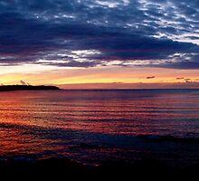 Morning Rise by Matt Hill