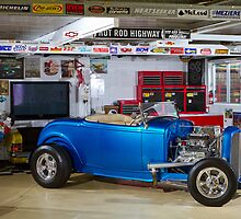 John's 1932 Ford Roadster Hot Rod by HoskingInd