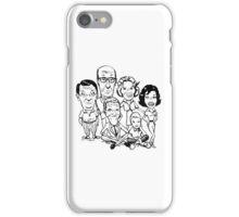 Vintage Dick Van Dyke Show iPhone Case/Skin