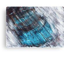 Ice Break Canvas Print