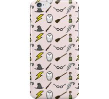 Harry Potter Doodle iphone case iPhone Case/Skin
