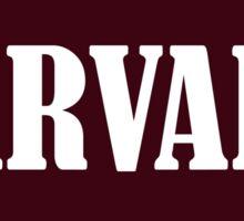 HARVARD Sticker