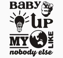 One Direction - Baby U Light Up My World by Adriana Owens