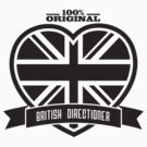 One Direction - 100% Proud British Directioner by Adriana Owens