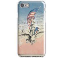 Forward America! iPhone Case/Skin