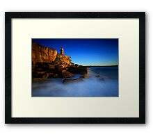 Hornby Lighthouse  Framed Print