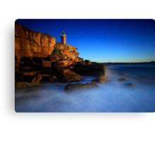 Hornby Lighthouse  Canvas Print