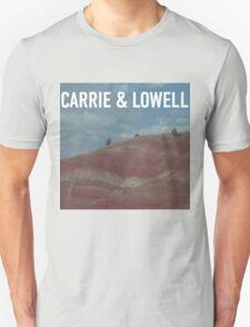 Sufjan Stevnes Carrie and Lowell promo T-Shirt