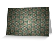 Prismatic Texture 88 Greeting Card