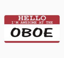 Oboe Baby Tee