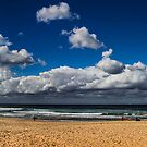 Dee Why Beach Pano by Tim Oliver