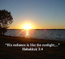 """""""Habakkuk 3:4""""  by Carter L. Shepard by echoesofheaven"""