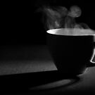 Anyone for a hot cuppa. by KathyT