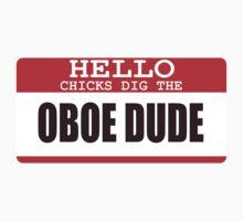 Oboe Kids Tee