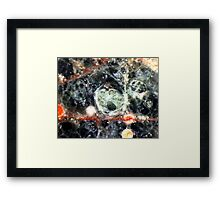 The Little Voices That Lie Framed Print