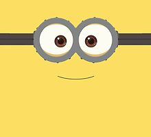Minion Face by Design4You