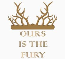 Ours Is The Fury Kids Clothes