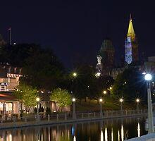 Rideau Canal Ottawa by gregsmith