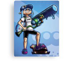 Squids Rule! Canvas Print