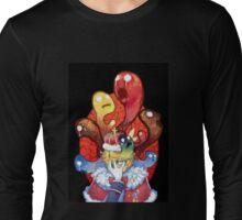 [HATOFUL BOYFRIEND] The King Says... Long Sleeve T-Shirt