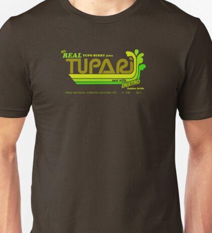 Tupari Logo Green Unisex T-Shirt