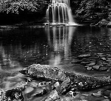 West Burton Falls by edwardf