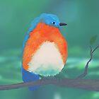 Bluebird by jensketch
