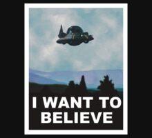I Want To Believe by Kahka