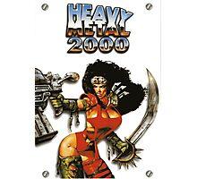 Heavy Metal 2000 Photographic Print