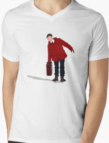 fargo Mens V-Neck T-Shirt