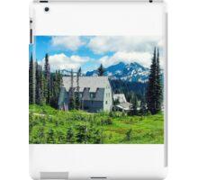 Paradise at Mt Rainer iPad Case/Skin