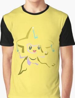 Jirachi (Tribal) Graphic T-Shirt