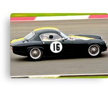 Lotus Elite No 16 Canvas Print