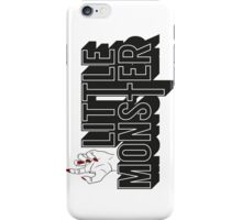 Little Monster Paws Up iPhone Case/Skin