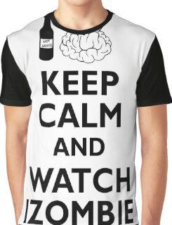 izombie - keep calm Graphic T-Shirt