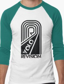 RETRO_YOLO TEE by REVISION APPAREL 2012 Men's Baseball ¾ T-Shirt