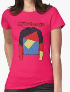 the goldbergs Womens Fitted T-Shirt