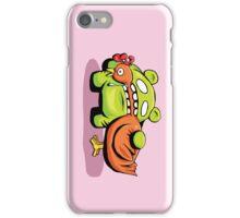 mmmmm chicken iPhone Case/Skin