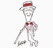 Official Dick Van Dyke Jolly Holiday Sketch Unisex T-Shirt