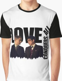 oswald + jim Graphic T-Shirt