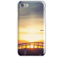 Century Link Field In Seattle At Sunset iPhone Case/Skin