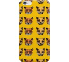 Mr. and Mrs. Fox iPhone Case/Skin