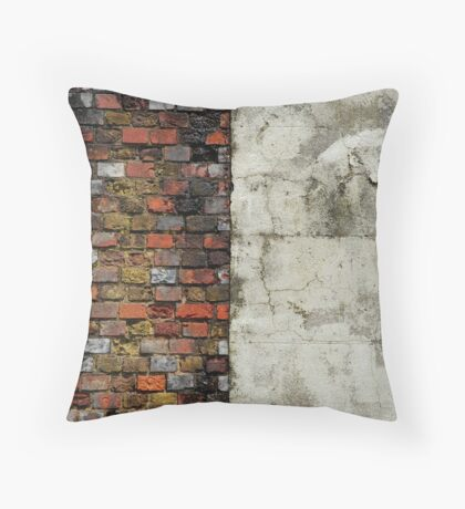 Eclectic Eastbourne Throw Pillow