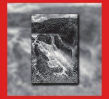 The Barron Falls in Queensland Baby Tee