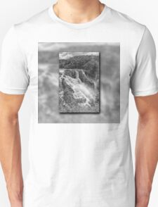 The Barron Falls in Queensland T-Shirt