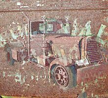 Rusting Out in Retirement by suzannem73