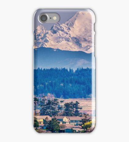 Mt Baker, Washington iPhone Case/Skin