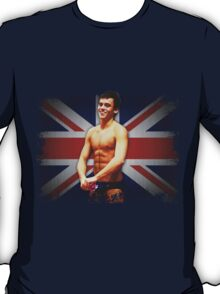 Tom Daley and Union Jack T-Shirt