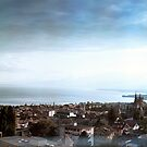 view of Lausanne by busteradams