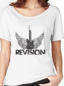 Flying Guitar, Revision Apparel 2012 Women's Relaxed Fit T-Shirt